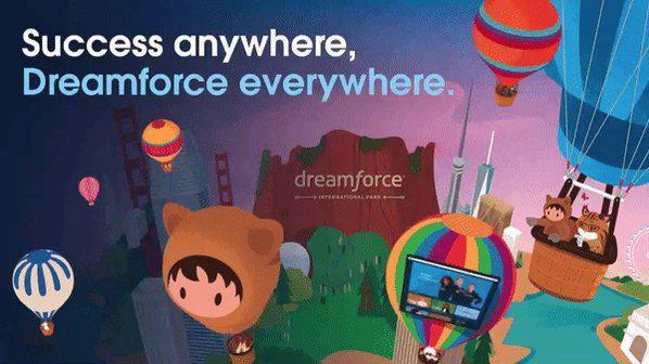 dreamforce global 2021
