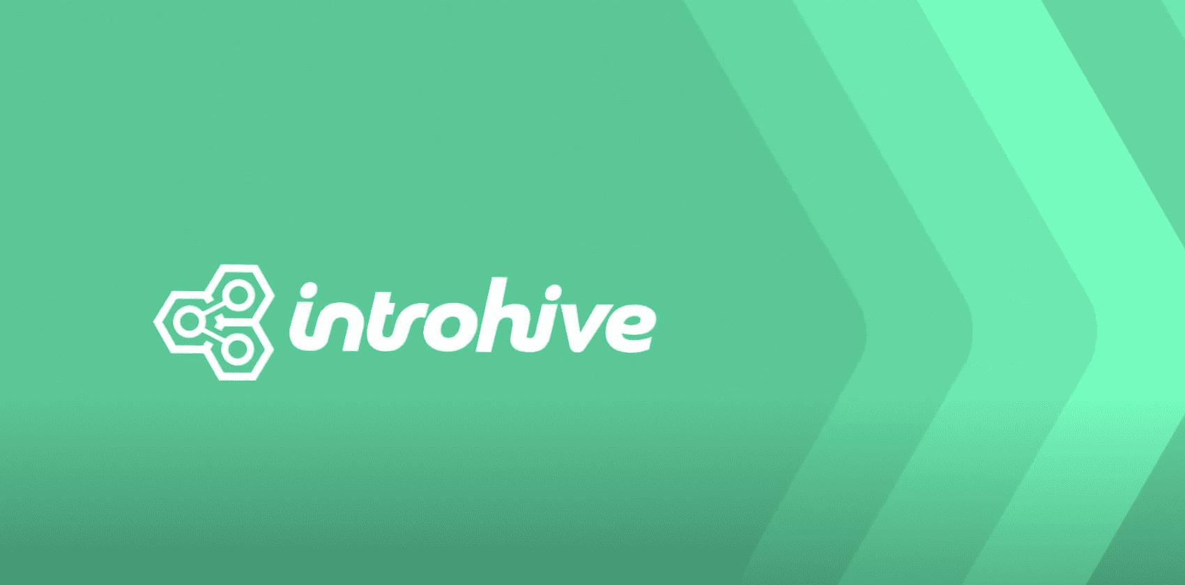 introhive revenue acceleration
